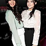 Kylie and Kendall Jenner Pictures