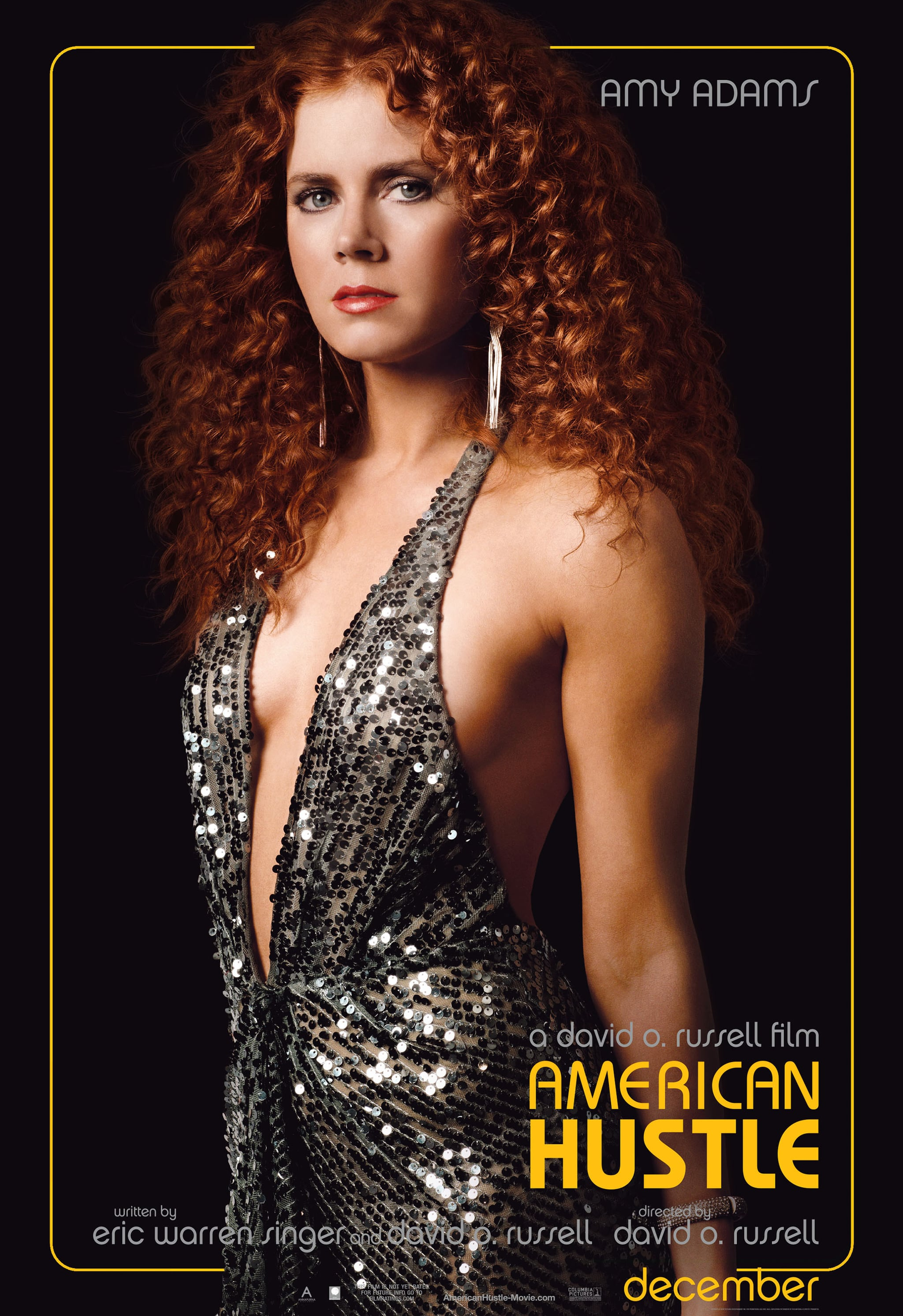 Amy Adams Hot amy adams in american hustle. | behold jennifer lawrence and
