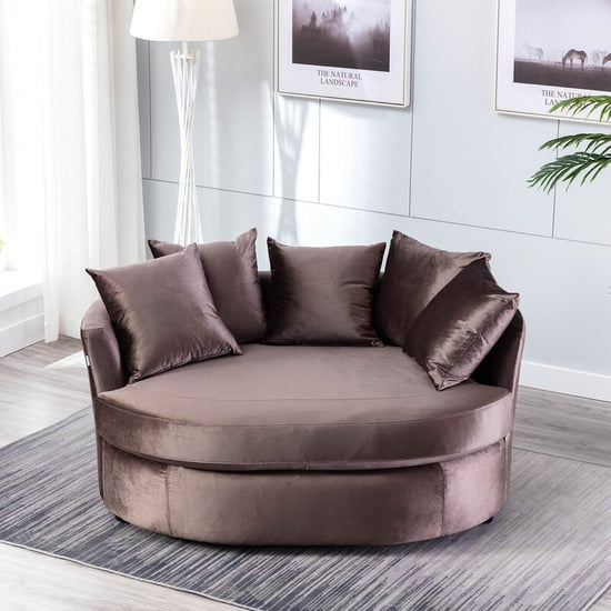 The Best Round Couches