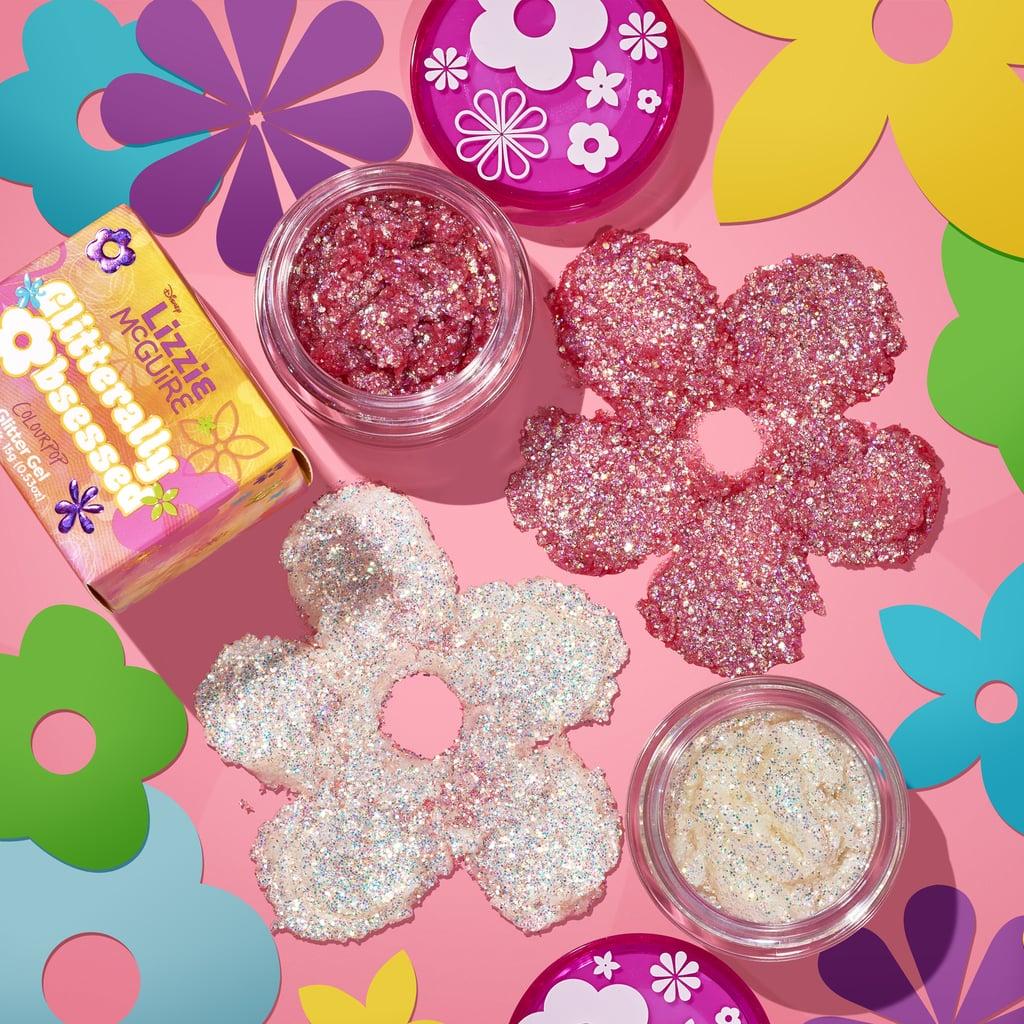 ColourPop x Lizzie McGuire Totally Me Glitter Gel Set