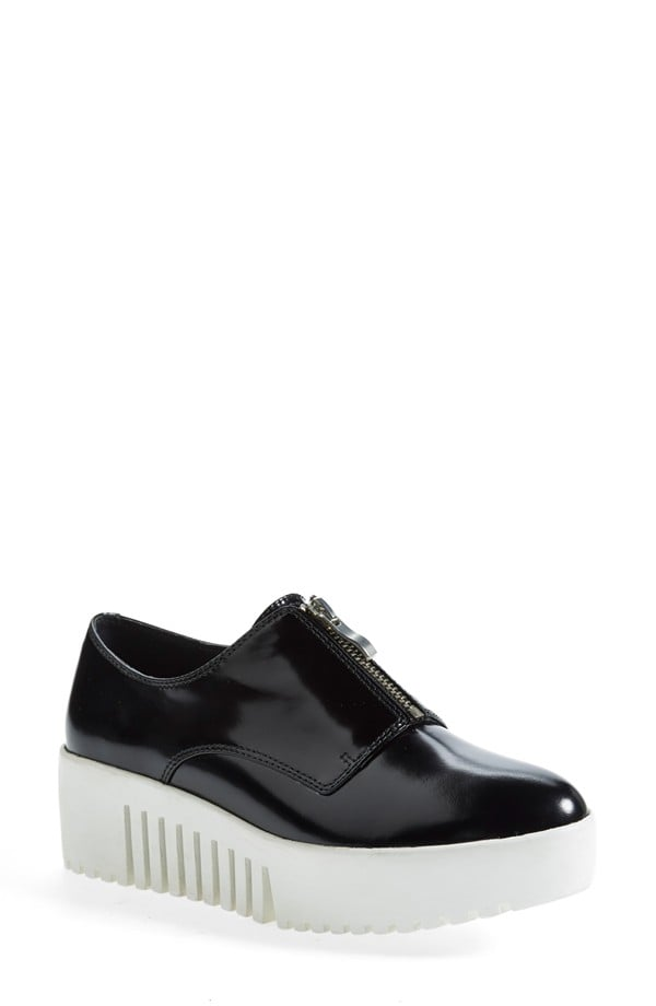 Opening Ceremony Grunge Zip Platform Oxford (Women) ($300)
