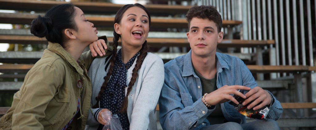 To All the Boys I've Loved Before Cast Rom-Com Moments