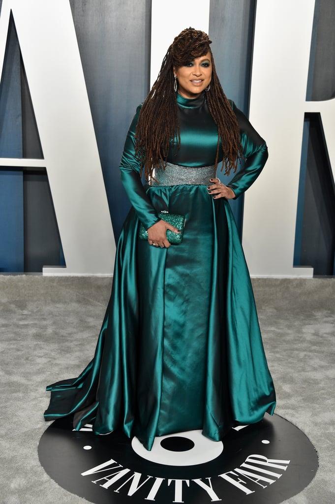 Ava DuVernay at the Vanity Fair Oscars Afterparty 2020