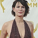 Lena Headey at the Emmys in 2015