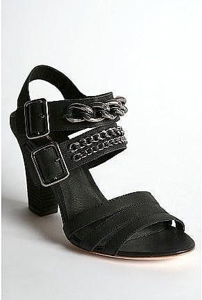 UrbanOutfitters.com Colonial Madness by LD Tuttle Chain Strap Heel