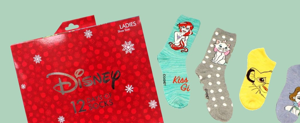 Disney Socks Advent Calendar 2018