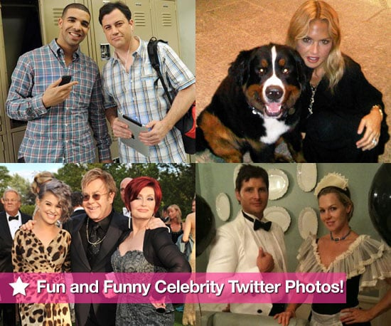 Pictures of Fun and Funny Celebrity Twitter Photos 2010-07-01 11:00:00