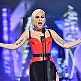 Lady Gaga at MTV Movie and TV Awards 2018