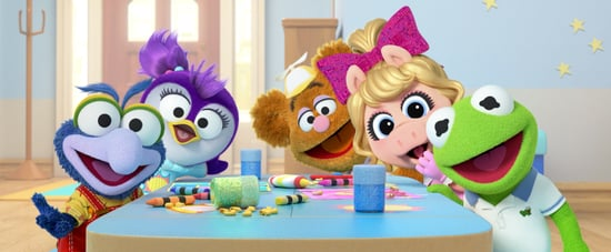 Warning: This Exclusive First Look at the Muppet Babies Reboot Will Make You Super Nostalgic