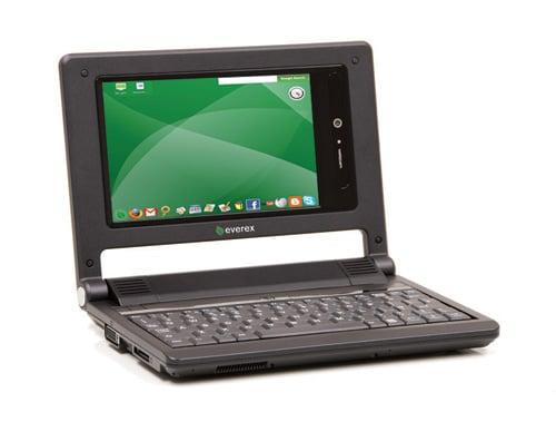 Everex Cloudbook: Your MacBook Air Alternative