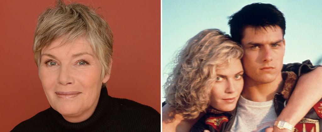 Why Isn't Kelly McGillis's Charlie in Top Gun Maverick?