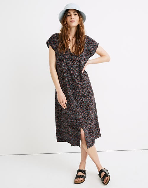Madewell Easy Midi Dress