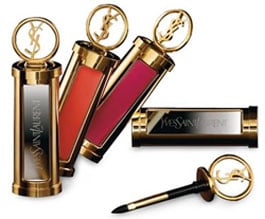 Yves Saint Laurent Dresses Lipstick in Couture