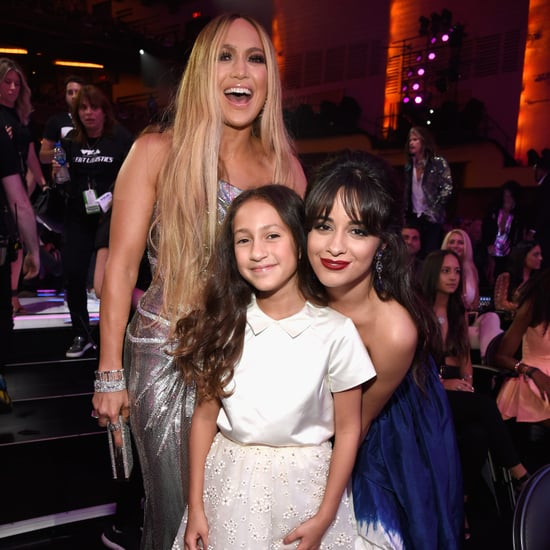 Jennifer Lopez and Her Kids at the 2018 MTV VMAs