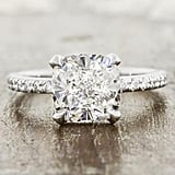 Ken and Dana Design Ivy Classic Cushion Cut Diamond