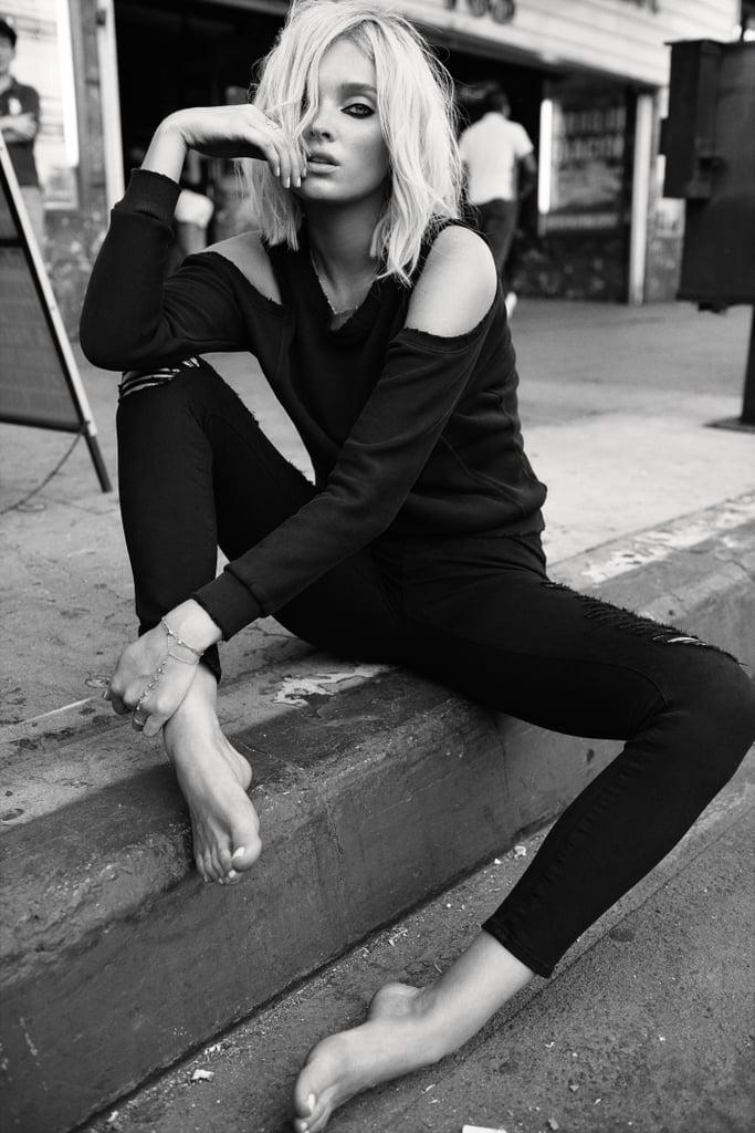 Elsa Hosk Interview November 2016