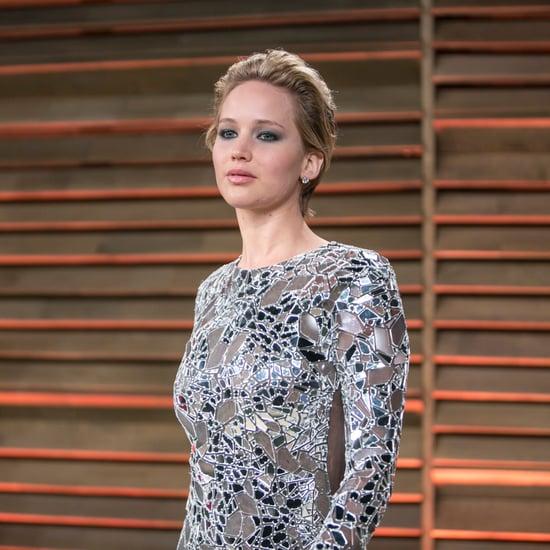 Jennifer Lawrence Wikipedia Page Hacked