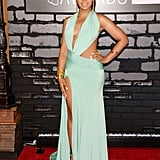 Ashanti stepped out for the VMAs.
