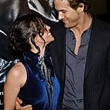 Alanis Morissette et Ryan Reynolds