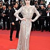 Coco Rocha at the 2019 Cannes Film Festival