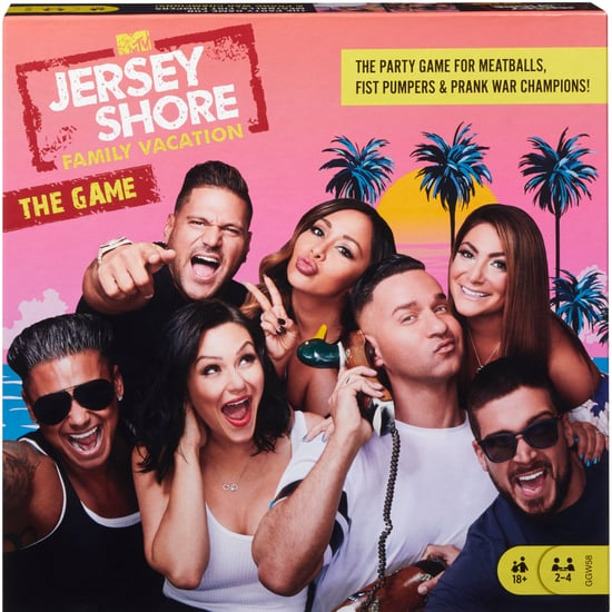 Jersey Shore Board Game 2018
