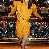 Kendall Jenner's PVC Sandals November 2018