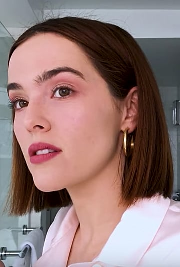 Zoey Deutch's Makeup Guide For Acne-Prone Skin | Video