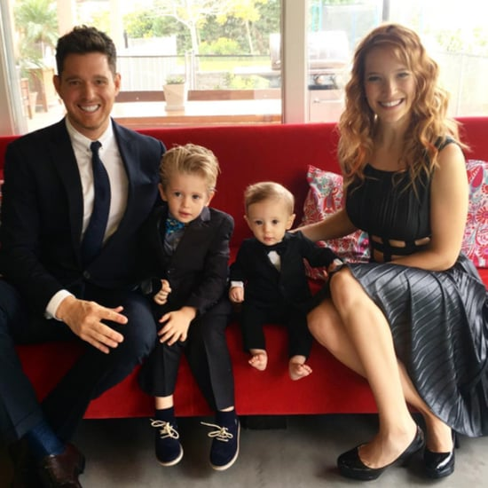 Michael Buble's Son Noah Beats Cancer
