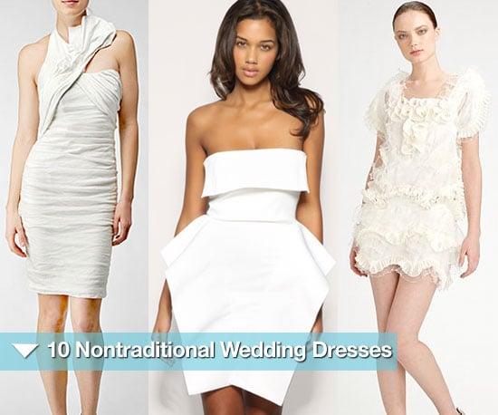 Unique Stylish Wedding Dresses : Unique stylish wedding dresses  g