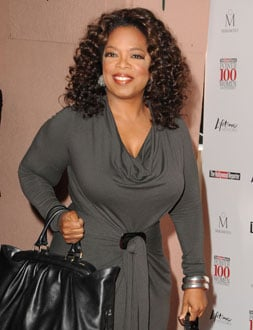 Oprah Winfrey Reveals She Weighs 200 Pounds and Is Embarrassed