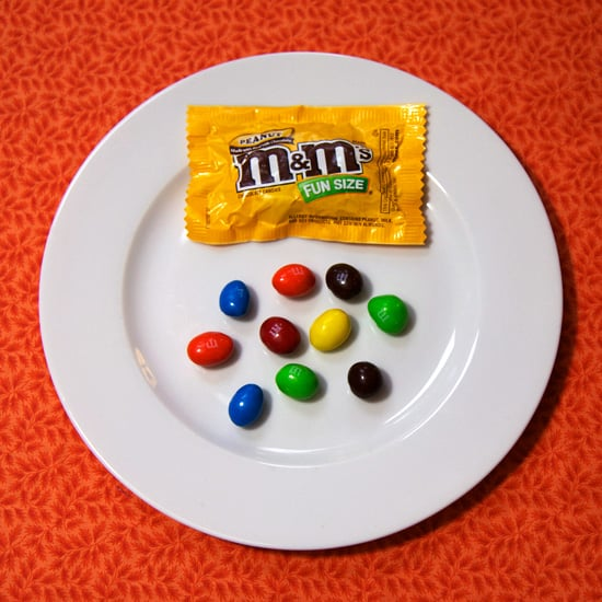 photos of 100 calories of halloween candy popsugar fitness - 100 Halloween Songs