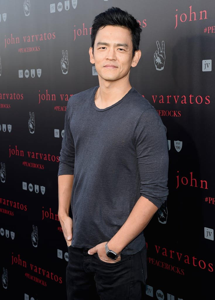 John Cho has been on our radar (or should we say, bae-dar?) (sorry, we had to) ever since he started cracking jokes in movies like American Pie and Harold & Kumar Go to White Castle. Since then, he's continued to charm us with unforgettable performances in Sleepy Hollow and the Star Trek reboots, but it's his contagious smile and sophisticated, James Bond-worthy red carpet appearances that have us totally obsessed. In honor of John's 44th birthday today (yes, we can't believe he's 44 either), check out some of his all-time sexiest photos here!