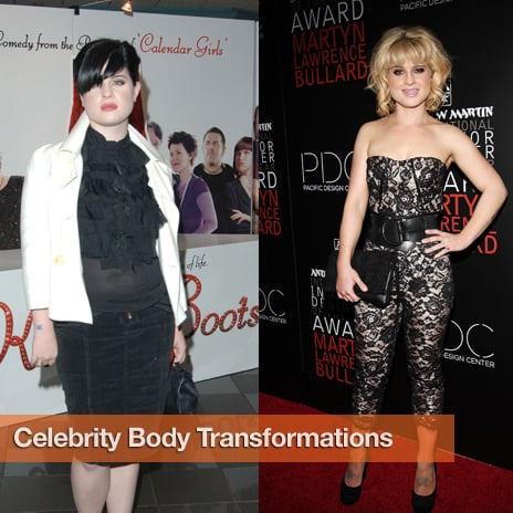 Celebrity Weight Loss Before and After Pictures 2010