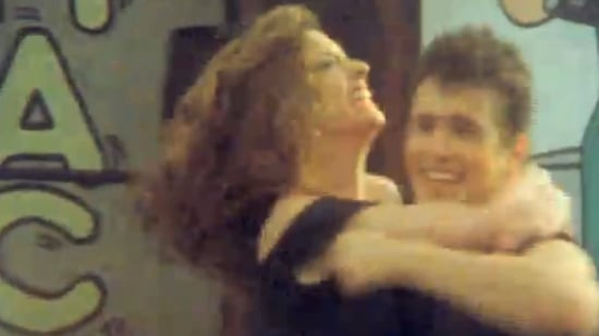 Video of James Franco and Anne Hathaway's Oscars Grease Homage
