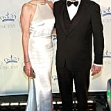 Princess Charlene and Prince Albert II of Monaco stepped out together in New York City to attended the Princess Grace Awards gala.