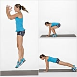 Cardio Burst: Burpees