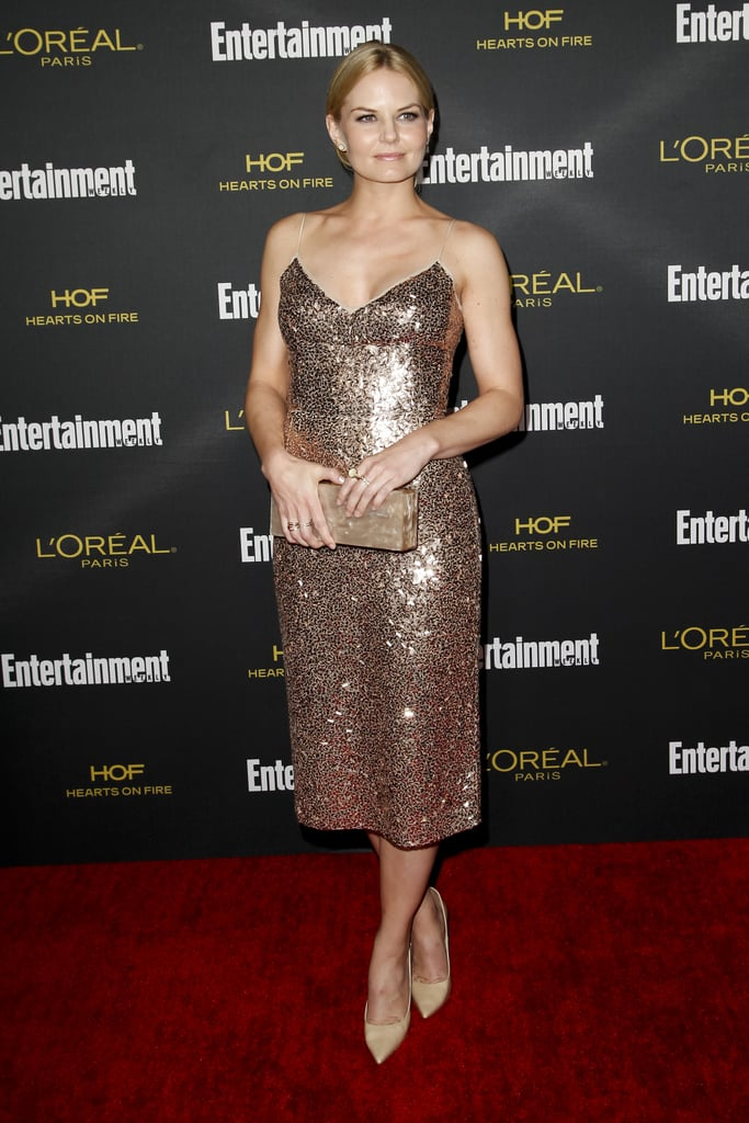 Jennifer Morrison attended Entertainment Weekly's party on Saturday.