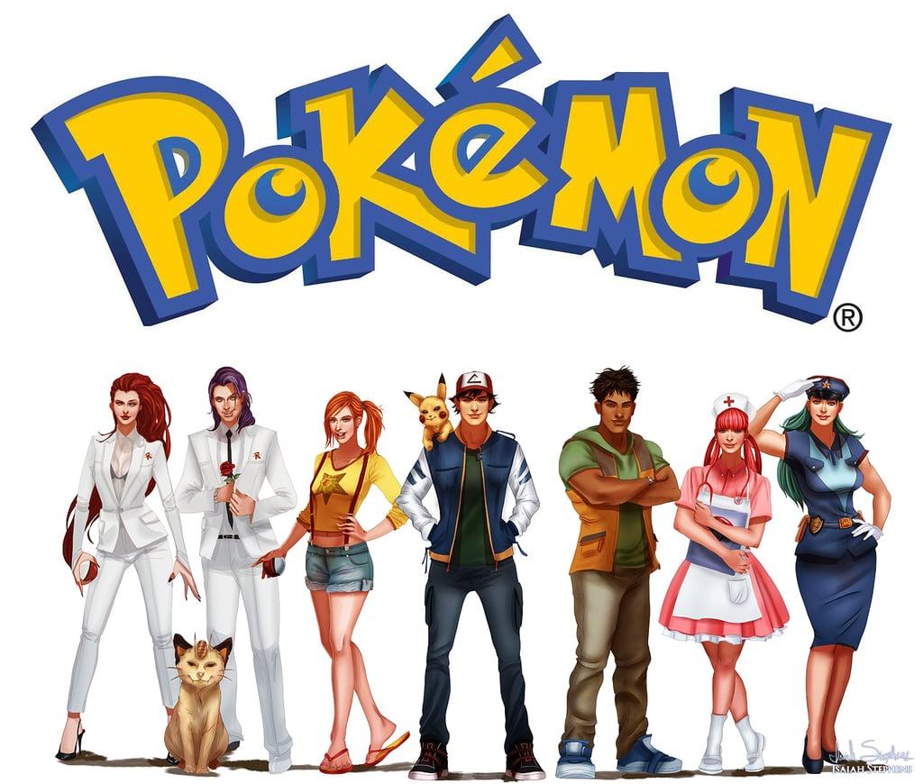 Cartoon network pokemon porn