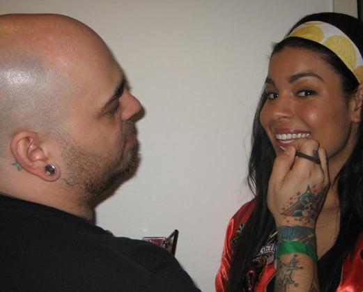 Bella Interview: James Vincent, Makeup Artist
