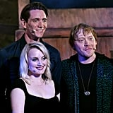 Rupert Grint Pictures at Harry Potter World June 2019
