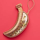 Beaded Banana Ornament