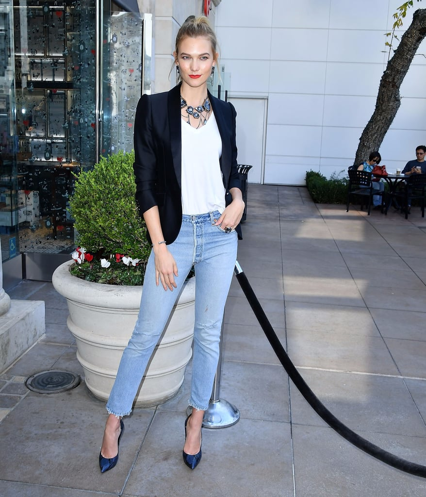 Karlie Kloss's Beverly Hills Airbnb