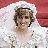 Princess Diana's Wedding Tiara
