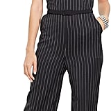 Lauren Ralph Lauren Pinstriped Sleeveless Jumpsuit ($325)