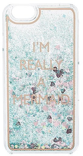 "غطاء حماية ""I'M Really A Mermaid"" لهواتف آيفون 6 (بسعر 9$ دولار أمريكي؛ 34 درهم إماراتي/ريال سعودي)"