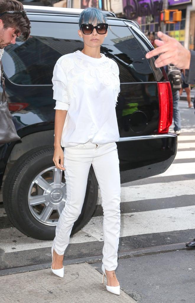 Nicole S Go To Street Style Look How To Dress Like Nicole Richie