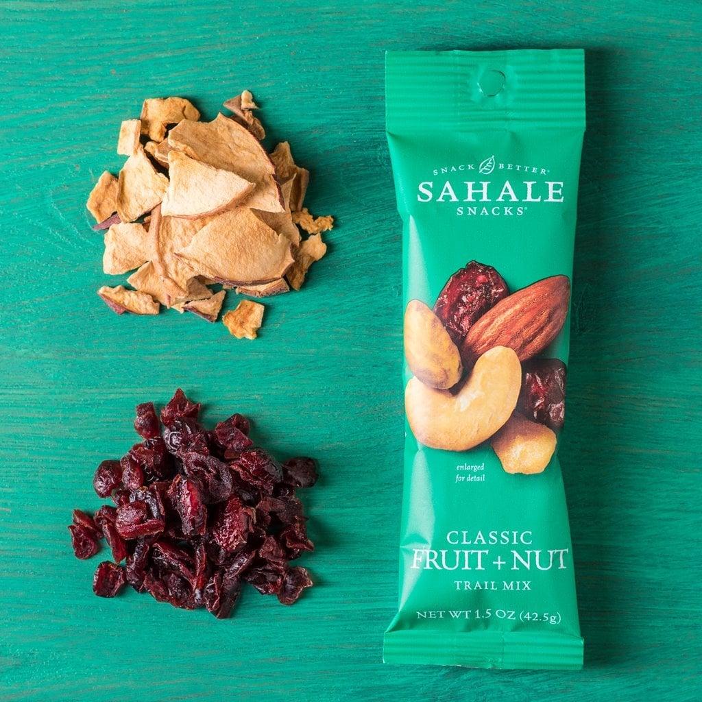 Sahale Snacks Grab & Go Classic Fruit + Nut Trail Mix