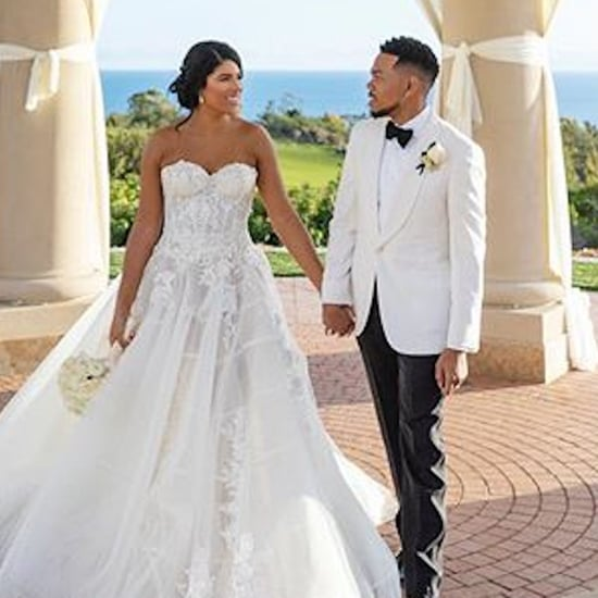 Chance the Rapper and Kirsten Corley Wedding Pictures