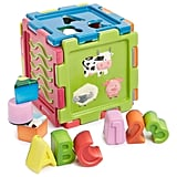 Hedstrom Infant Sensory Cube Toy Set