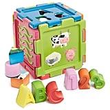 Hedstrom Infant Sensory Cube Toy Set